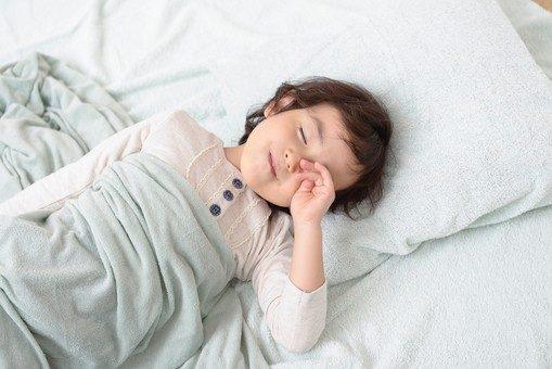 が 子供 寝付き 悪い